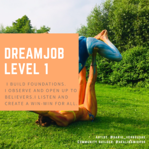 Dreamjob Level 1