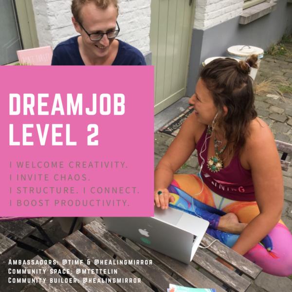Dreamjob Level 2