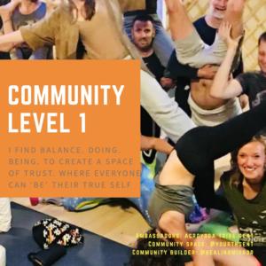 Community Level 1