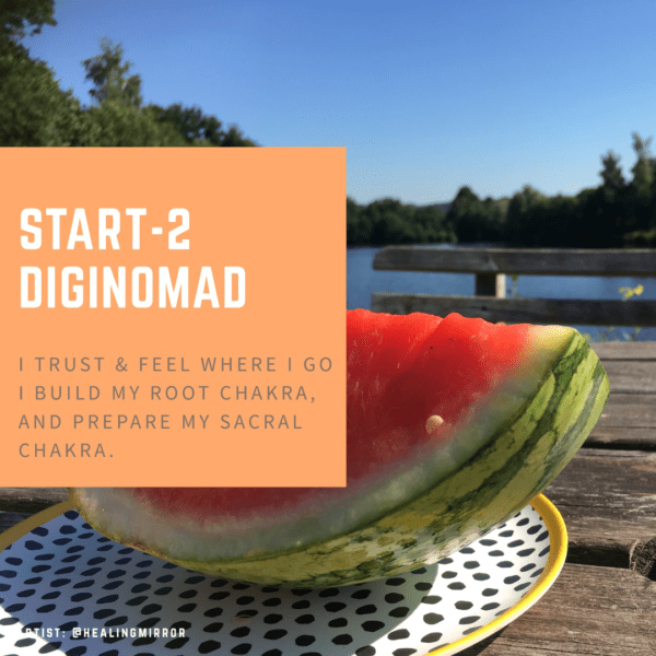Start2 - Digital Nomad: how to decide on  a place to stay